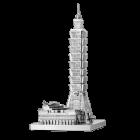 ICONX, Taipei 101
