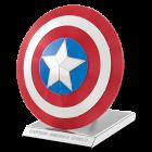 Metal Earth Marvel, Štít Kapitána Ameriky, kovový model
