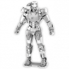 Metal Earth Marvel, Iron Man War Machine, kovový model
