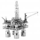 Metal Earth, Ropná plošina a tanker, dárkové balení