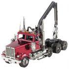 Metal Earth, Western Star 4900 Log Truck