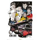 Star Trek 50th Anniversary, Boldly Go, plakát