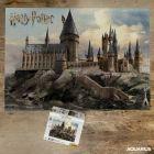 Harry Potter, Bradavice, puzzle (3000 ks)