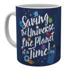 Doctor Who, Saving the Universe, hrnek