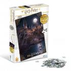 Harry Potter, Bradavice, puzzle (1000 ks)