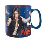 Star Wars, Han Shot First, hrnek (460 ml)