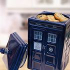 Dr. Who, Tardis, nádoba na sušenky