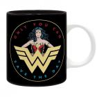 DC Comics, Retro Wonder Woman, hrnek