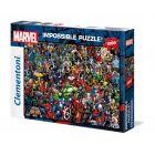 Marvel, 80th Anniversary Postavy, puzzle (1000 ks)