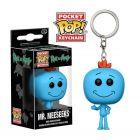 Rick a Morty POP! Mr. Meeseeks, přívěšek