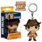 Dr.Who POP! přívěšek Čtvrtý Doktor 4 cm