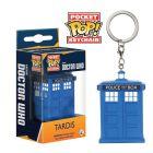 Dr.Who POP! přívěšek Tardis 4 cm
