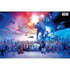 Star Wars, Universe, plakát