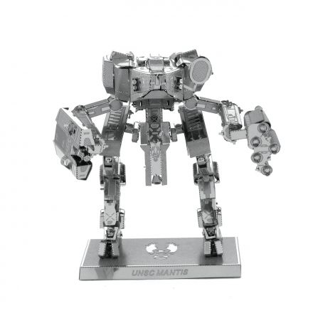 Metal Earth HALO UNSC Mantis kovový model