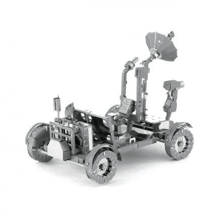 Metal Earth Lunar rover kovový model