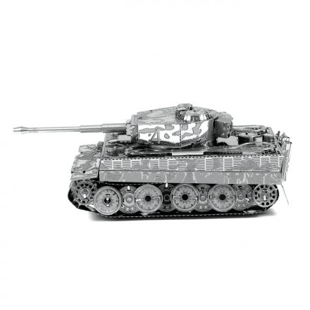 Metal Earth tank Tiger kovový model