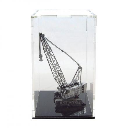 Metal Earth, akrylová vitrína 7x7x12