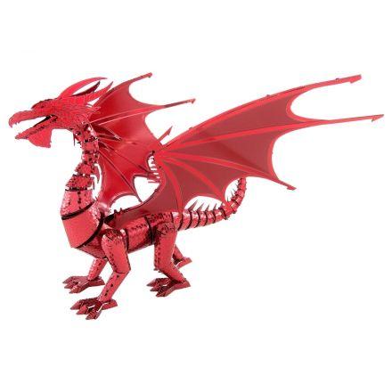 ICONX, Červený drak
