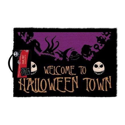 The Nightmare Before Christmas, Halloween Town, rohožka