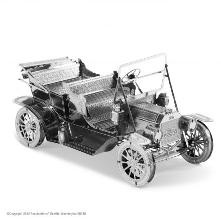 Metal Earth Ford 1908 T kovový model