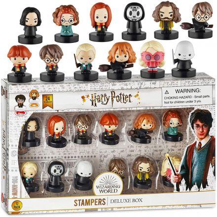 Harry Potter, set razítek 4 cm