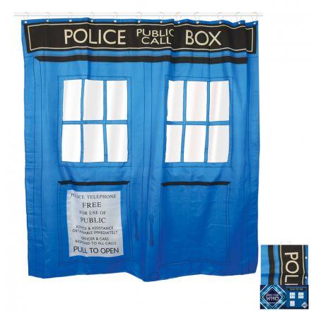 Doctor Who, závěs do sprchového koutu