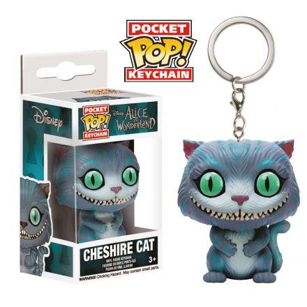 Alenka v říši divů POP! přívěšek Cheshire Cat 4 cm