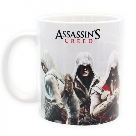 Assassin's Creed, Group, hrnek