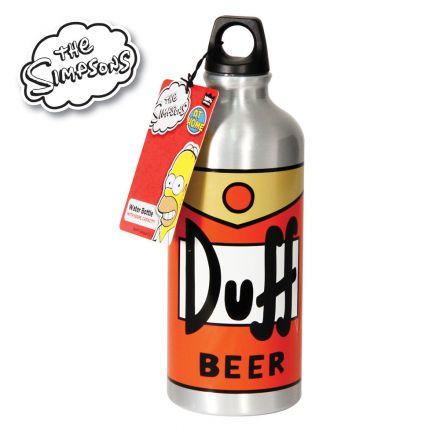 Simpsonovi láhev cestovní, Duff