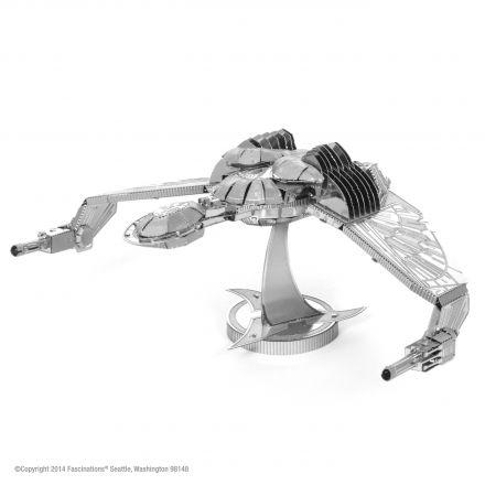 Metal Earth Star Trek kovový model Bird of Prey