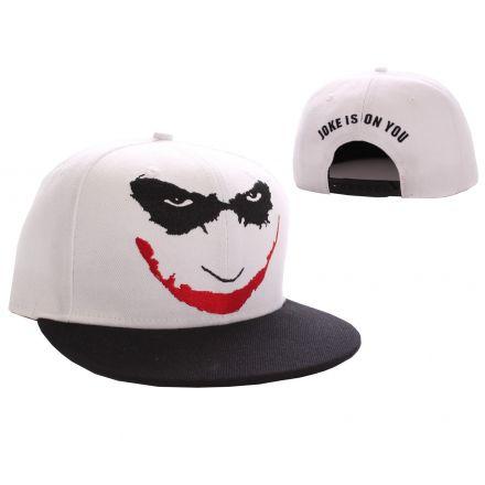 Batman, Joker logo, kšiltovka