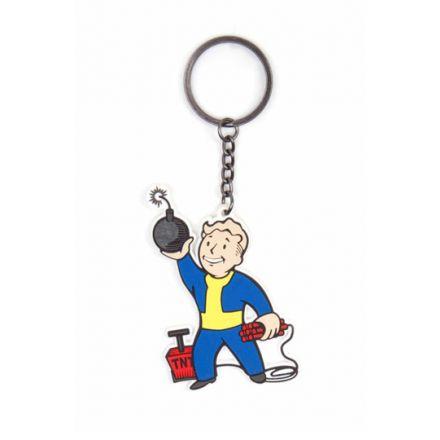 Fallout 4, přívěšek Explosive skill