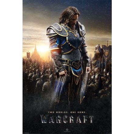 Warcraft, Lothar, plakát