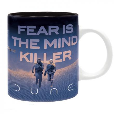 Duna, Fear is the mind-killer, hrnek