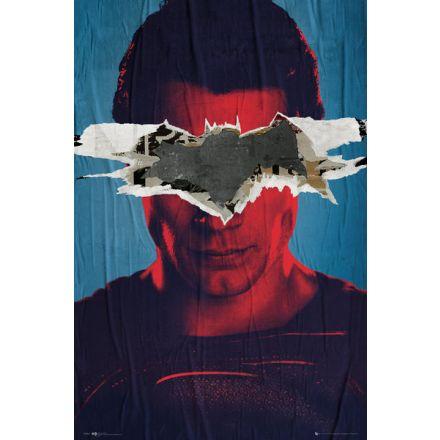 Batman vs. Superman Superman Teaser, plakát