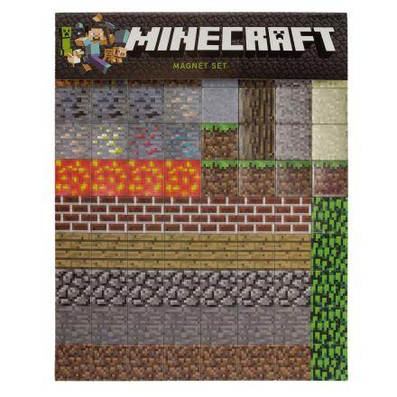Minecraft magnetky