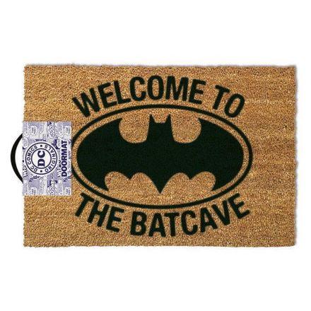 Batman, Welcome to Batcave, rohožka