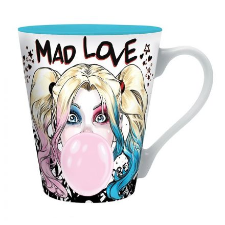 DC Comics, Harley Quinn, Mad Love, hrnek