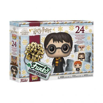 Harry Potter, Pocket POP! adventní kalendář