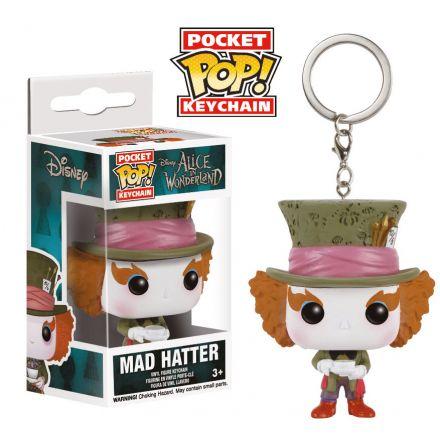 Alenka v říši divů POP! přívěšek Mad Hatter 4 cm