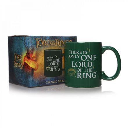 Lord of the Rings, Only One Lord, hrnek
