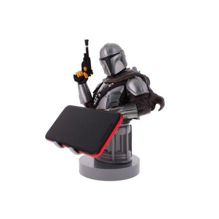 Star Wars, The Mandalorian, Mando, cable guy stojánek 20 cm