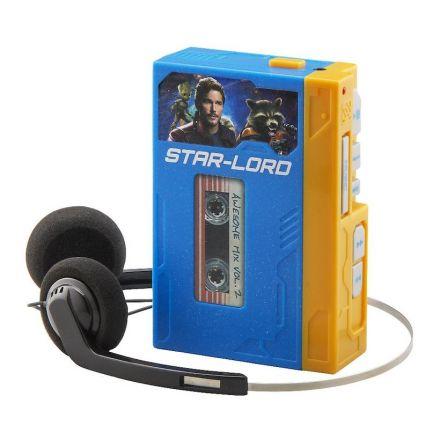 Guardians of the Galaxy, mini boombox se sluchátky