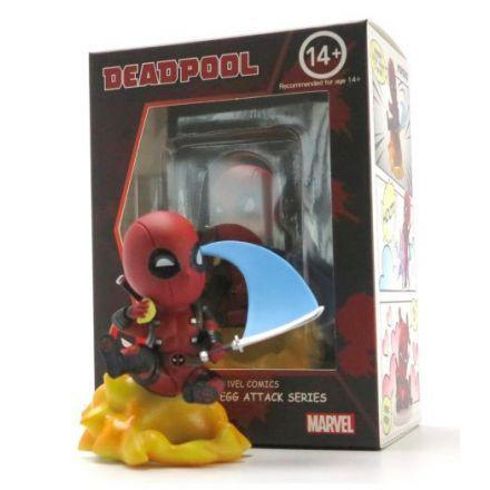 Marvel, Deadpool Ambush, figurka Mini Egg Attack 9 cm
