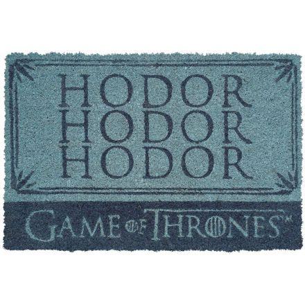Game of Thrones, Hodor, rohožka