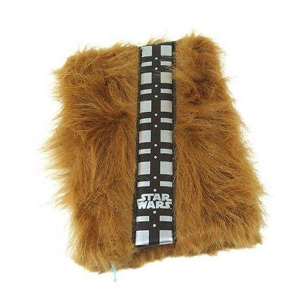 A5 zápisník, Star Wars, Chewbacca fur