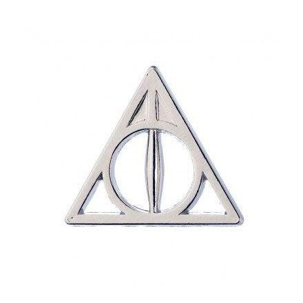 Harry Potter, Relikvie smrti, kovový odznáček