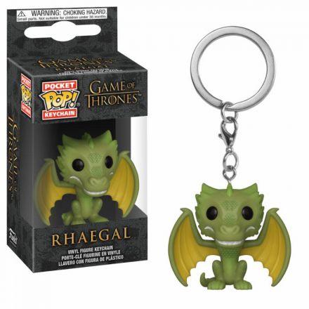 Game of Thrones POP! přívěšek Rhaegal 4 cm