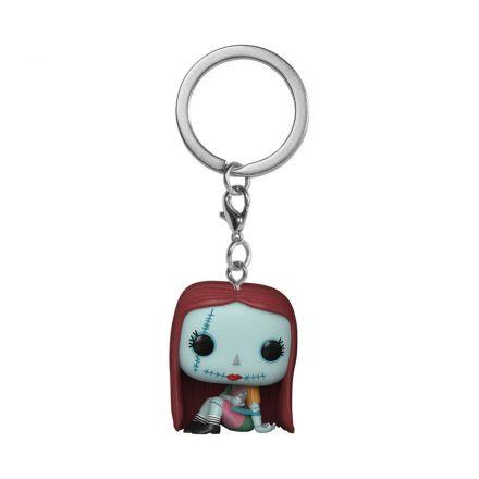 Nightmare Before Christmas POP! přívěšek Sally šije 4 cm