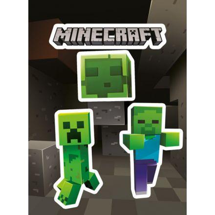 Minecraft Creepers, samolepky